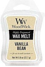 Парфюмерия и Козметика Ароматен восък - WoodWick Wax Melt Vanilla Bean