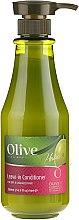 Парфюми, Парфюмерия, козметика Балсам за коса, без отмиване - Frulatte Protecting Olive Leave In Conditioner