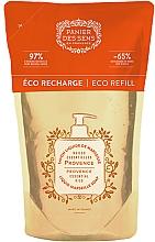 """Парфюмерия и Козметика Марсилски течен сапун """"Прованс"""" - Panier des Sens Provence Liquid Marseille Soap (пълнител)"""