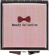 Парфюмерия и Козметика Компактно огледалце 85604, 6 см, на раета - Top Choice Beauty Collection Mirror