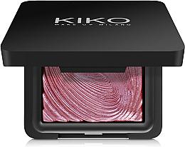 Парфюмерия и Козметика Сенки за очи - Kiko Milano Water Eyeshadow
