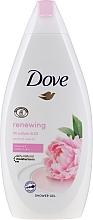 Парфюмерия и Козметика Крем душ гел - Dove Renewing Shower Gel
