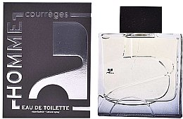 Парфюми, Парфюмерия, козметика Courreges Homme - Тоалетна вода