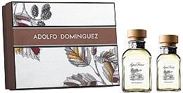 Парфюми, Парфюмерия, козметика Adolfo Dominguez Agua Fresca Hombre - Комплект