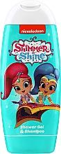 """Парфюмерия и Козметика Шампоан и душ гел """"Трептене и блясък - Disney Shimmer & Shine"""