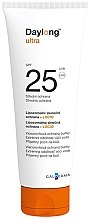 Парфюмерия и Козметика Слънцезащитен лосион за лице SPF25 - Daylong Ultra Cream SPF25