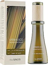 Парфюмерия и Козметика Ампулна есенция за лице с екстракт от новозеландски лен - The Saem Urban Eco Harakeke Root Essence
