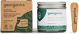 Парфюми, Парфюмерия, козметика Натурална паста за зъби - Georganics Spearmint Natural Toothpaste