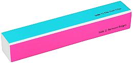Парфюмерия и Козметика Полираща пила за нокти - Tools For Beauty 4-way Nail Buffer Block