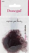 Парфюмерия и Козметика Мрежичка за коса, кафява, 5904 - Donegal