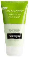 Парфюми, Парфюмерия, козметика Маска за лице - Neutrogena Visibly Clear Pore & Shine