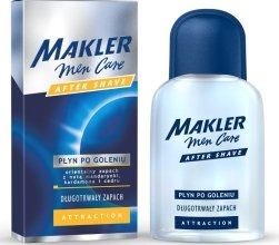 Парфюми, Парфюмерия, козметика Лосион след бръснене - Makler Attraction After Shave