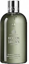 Парфюмерия и Козметика Molton Brown Geranium Nefertum Bath & Shower Gel - Душ гел