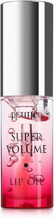 Масло за устни с увеличаващ ефект - Petitfee&Koelf Super Volume Lip Oil — снимка N1