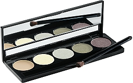 Парфюмерия и Козметика Палитра сенки за очи, 5 цвята - Peggy Sage Eye Shadows Palette Harmonie