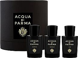 Парфюмерия и Козметика Acqua Di Parma - Комплект парфюмна вода (edp/3x20ml)