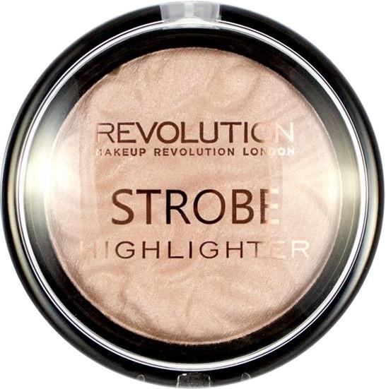 Хайлайтър за лице - Makeup Revolution Strobe Highlighters Radiant Lights