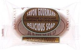 "Парфюми, Парфюмерия, козметика Сапун ""Бадеми"" - L'Occitane Almond Delicious Soap"