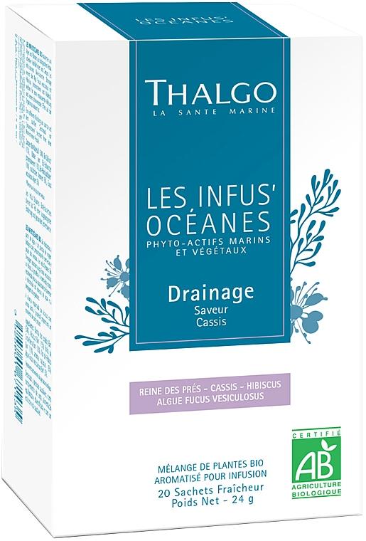 Билкова тинктура - Thalgo Les Infus' Oceanes Drainage — снимка N1
