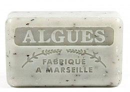 Парфюмерия и Козметика Марсилски сапун с морски водорасли - Foufour