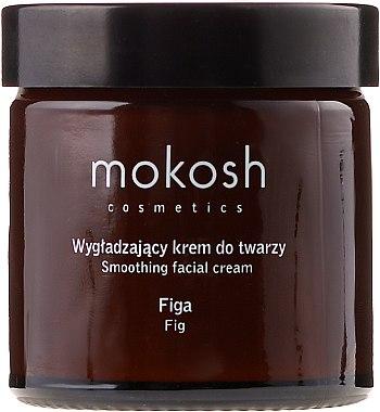 "Крем за лице ""Смокиня"" - Mokosh Cosmetics Figa Smoothing Facial Cream — снимка N2"