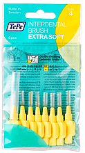 Парфюми, Парфюмерия, козметика Комплект интердентални четки за зъби, 0.7мм - TePe Interdental Brush Normal