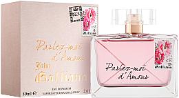 Парфюми, Парфюмерия, козметика John Galliano Parlez-Moi d`Amour - Парфюмна вода