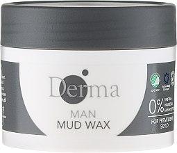 Парфюми, Парфюмерия, козметика Вакса за коса - Derma Man Mud Wax
