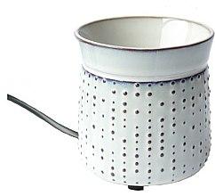 Парфюмерия и Козметика Електрическа камина - Yankee Candle Ceramic Dot
