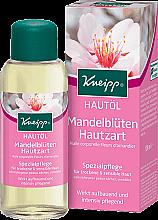 """Парфюмерия и Козметика Масло за тяло """"Цъфтящ бадем"""" за суха кожа - Kneipp Body Oil Almond Blossoms"""