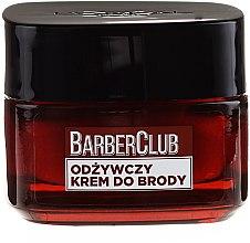 Парфюми, Парфюмерия, козметика Подхранващ крем за брада - L'Oreal Paris Men Expert Barber Club