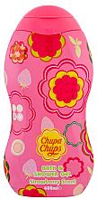 "Парфюмерия и Козметика Душ гел ""Ягода"" - Chupa Chups Body Wash Strawberry Scent"