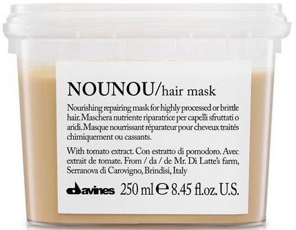 Подхранваща маска за коса - Davines Nounou Nourishing Reparing Mask