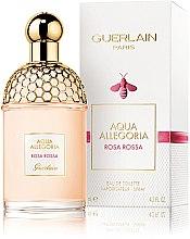 Парфюми, Парфюмерия, козметика Guerlain Aqua Allegoria Rosa Rossa - Тоалетна вода (тестер без капачка)