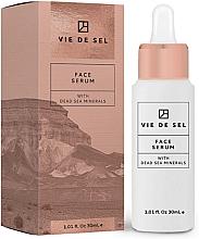 Парфюмерия и Козметика Серум за лице - Vie De Sel Face Serum
