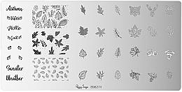 Парфюмерия и Козметика Щампа за нокти - Peggy Sage Stamping Plate