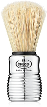 Парфюмерия и Козметика Четка за бръснене с поставка, 80080 - Omega