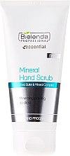 Парфюмерия и Козметика Минерален пилинг за ръце - Bielenda Professional Mineral Hand Scrub