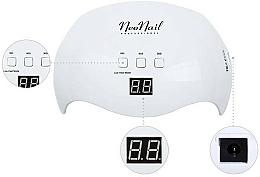 Комплект за нокти - NeoNail Professional Simple One Step Pro Starter Set (n/polish/3x7.2g + lamp + n/cln/50ml + rem/50ml + n/oil/15ml + accessories) — снимка N2