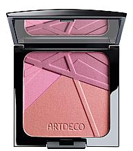 Парфюми, Парфюмерия, козметика Компактен руж за лице - Artdeco Cross The Lines Blush Couture