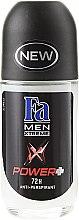 Парфюми, Парфюмерия, козметика Рол-он дезодорант - Fa Men Xtreme Power+ Dezodorant Roll-On