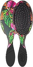 Парфюмерия и Козметика Четка за коса - Wet Brush Pro Detangler Neon Night Tropics