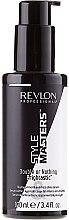 Парфюми, Парфюмерия, козметика Серум за коса - Revlon Professional Style Masters Double or Nothing Brightastic