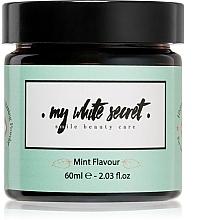 Парфюмерия и Козметика Избелващ прах за зъби - My White Secret Whitening Powder