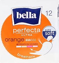 Парфюмерия и Козметика Дамски превръзки Perfecta Ultra Orange, 12 бр. - Bella