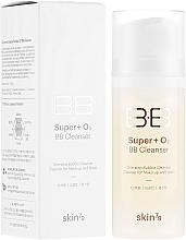 Почистваща пяна за отстраняване на грим и BB крем - Skin79 BB Cleanser — снимка N1