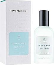 Парфюми, Парфюмерия, козметика Дълбоко хидратиращ тонер за лице - Thank You Farmer True Water Toner