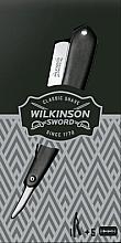 Парфюмерия и Козметика Бръснач + 5 бр. резервни остриета - Wilkinson Sword Vintage Edition Cut Throat