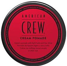 Парфюмерия и Козметика Крем-помада за коса - American Crew Cream Pomade