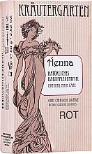 Парфюмерия и Козметика Къна за коса на прах в червен цвят - Styx Naturcosmetic Henna Pulver Rot
